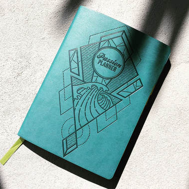 Picture of the Passion Planner 2019